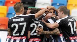 Udinese kazanmayı hatırladı! (ÖZET)