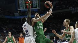 Baskonia'dan Real Madrid'e baskın