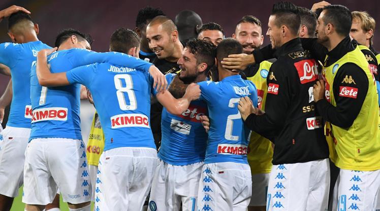 Napoli: 2 - Empoli: 0 (ÖZET)