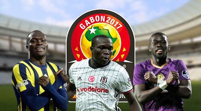 Süper Lig'in yıldızları Afrika'da sahne alıyor!