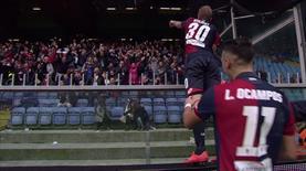 Juventus yıllardır böyle eziyet görmedi! Luigi Ferraris yanıyor