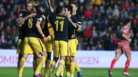 Atletico gol oldu yağdı: 6-0! (ÖZET)