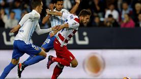 Malaga kaçtı, Granada yakaladı! (ÖZET)