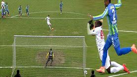 Rize'de ortalığı karıştıran penaltı!