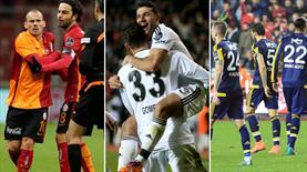 Spor Toto Süper Lig'de 20. haftanın panoraması