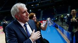 Obradovic'in 15. Final Four'u!