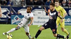 PSG kaçtı, Bordeaux yakaladı (ÖZET)