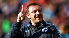 Schalke'de veda var