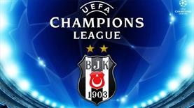 İşte Beşiktaş'ın Şampiyonlar Ligi'ndeki muhtemel rakipleri!..