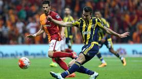 Galatasaray - Fenerbahçe derbisi Mete Kalkavan'ın