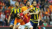 Galatasaray - Fenerbahçe (CANLI)