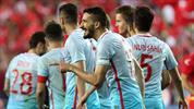 Türkiye-Karadağ: 1-0