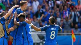 Griezmann Fransa'yı çeyrek finale uçurdu (ÖZET)