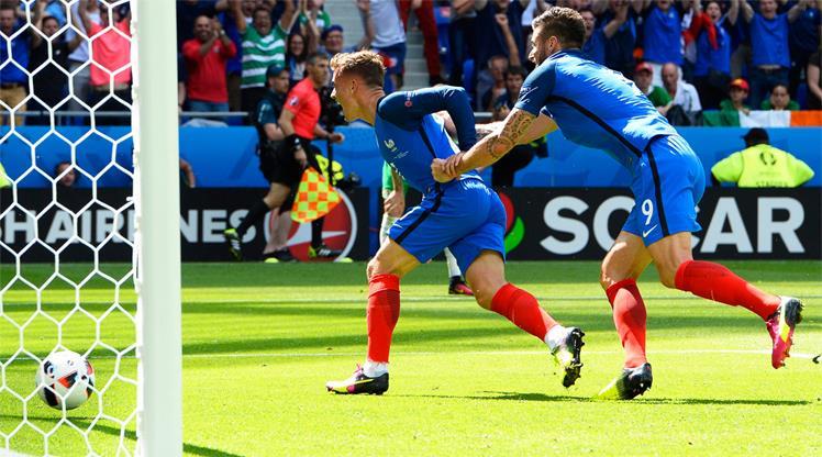 Stade de Lyon bu golü bekliyordu! Sahnede Griezmann var!