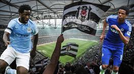 Beşiktaş'ta Fikret Orman Bony ve Remy için temasa geçti