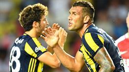 Monaco-Fenerbahçe: 3-1