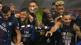 Paris Saint Germain - Lyon: 4-1 (ÖZET)