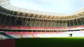 Sivasspor yeni stadında ilk sınavına çıkıyor