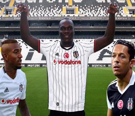 Yeni Beşiktaş Şampiyonlar Ligi'ni sallar