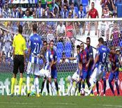 Barcelona'ya böyle gol atmak herkese nasip olmaz!