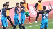 Bursaspor kupada tek attı