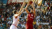 Galatasaray'dan rahat prova