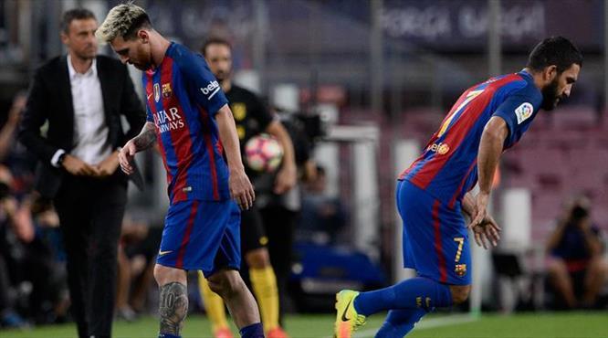 Messi'nin forması Arda'ya!