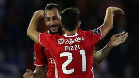 Benfica'dan Napoli'ye gözdağı!