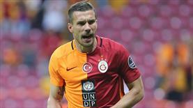 Podolski'nin ayrılmaya niyeti yok!
