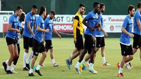 Antalya Galatasaray'a hazırlanıyor