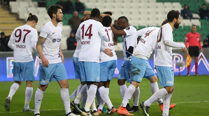 İşte Bursaspor-Trabzonspor maçının özeti!