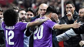 Real Madrid tarihi 90+3'te değiştirdi! (ÖZET)