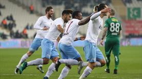 beIN SPORTS ekranlarında tarihi an! İşte Süper Lig'de 2. yarının ilk golü!