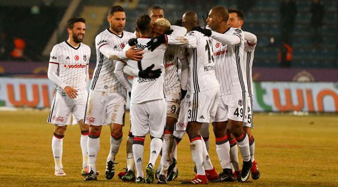 İşte Osmanlıspor - Beşiktaş maçının özeti!