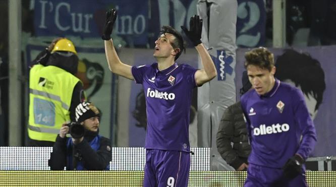 Fiorentina kazandı, zirve karıştı! (ÖZET)