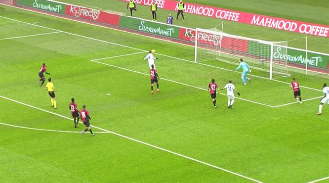 Kasımpaşa'da goller arka arkaya! 15 dakikada 3 gol!