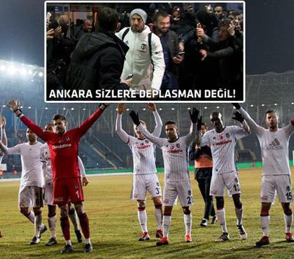 Beşiktaş, taraftarını haklı çıkardı! (ÖYKÜ)