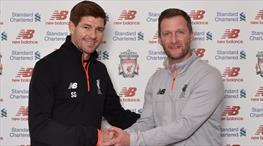 Gerrard Liverpool'a geri döndü!