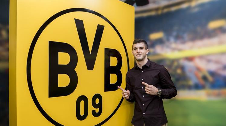 Dortmund Pulisic'le uzattı!
