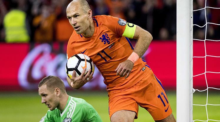 Mucize gerçekleşmedi, Hollanda havlu attı!