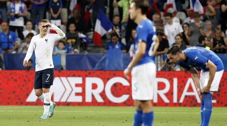 Fransa'dan Dünya Kupası öncesi gözdağı