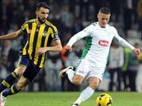 Fenerbahçe Konya'da tekledi! (ÖZET)