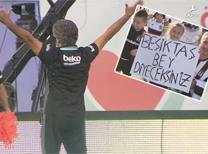 Beşiktaş'ta üçlü sırası değişti!