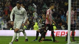 Morata Real'i zirveye taşıdı!