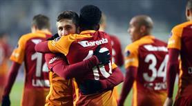 Konya - GS: 0-1 (ÖZET)
